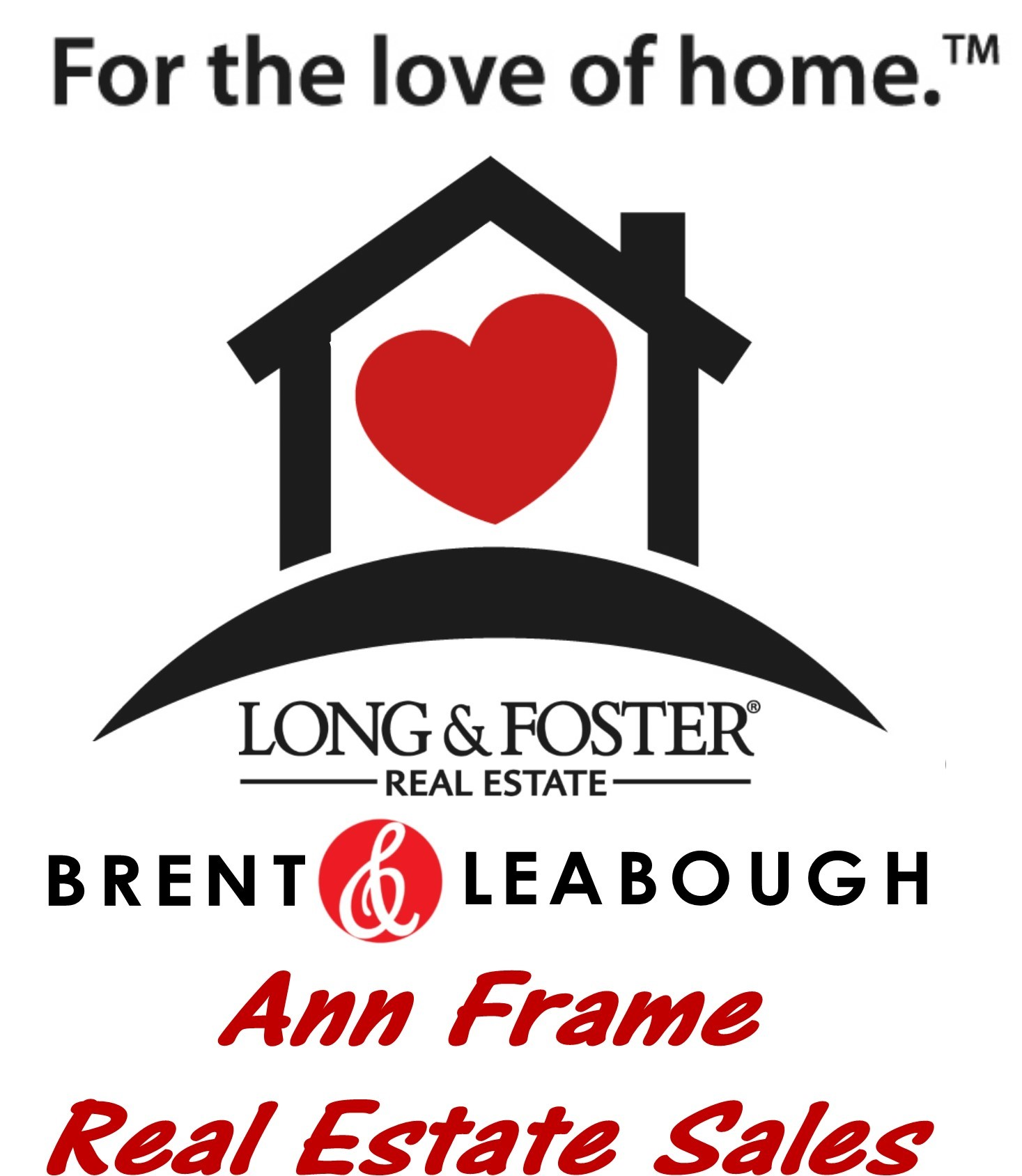 Ann Frame updated logo